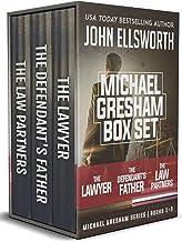 Michael Gresham Box Set Books 1-3: 3 Legal Thrillers (Michael Gresham Box Sets Book 1)