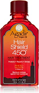 Agadir Argan Oil Hair Shield 450 Hair Oil Treatment for Unisex - 4 oz