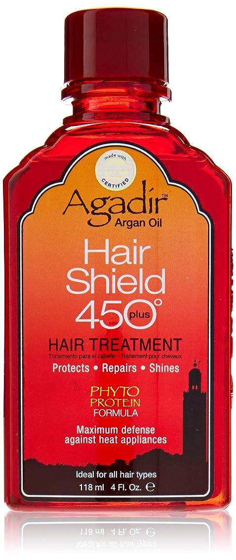 軽量交通渋滞矢印アガディール Hair Shield 450 Plus Hair Treatment (For All Hair Types) 118ml