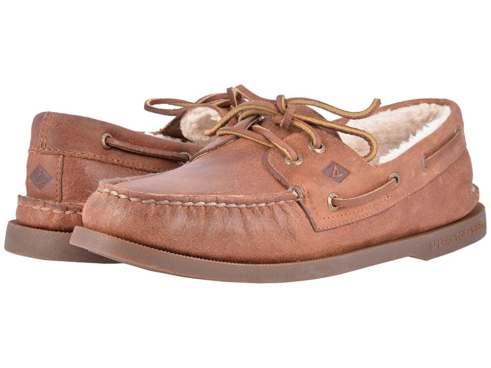 Sperry A/O 2-Eye Winter (Tan 1) Men