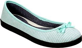 Dearfoams Step Out - Pantofola da donna