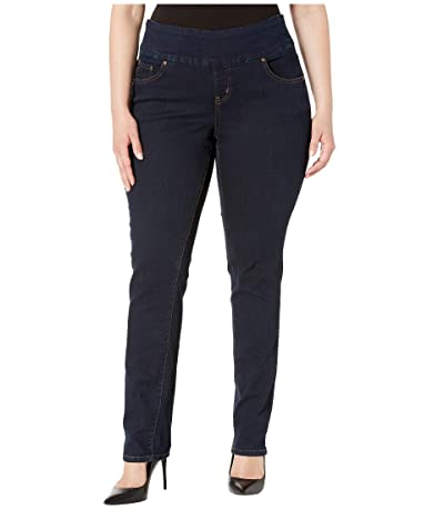 Jag Jeans Plus Size Nora Pull-On Skinny Jeans (After Midnight) Women