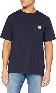 Carhartt Men's Workwear Pocket Short-sleeve T-shirt Work Utility