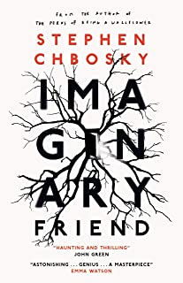 Imaginary Friend: The new novel from the author of The Perks Of Being a Wallflower (English Edition)