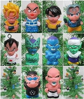 Ornaments Dragon Ball Z Random 8 Piece Set
