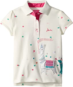 Joules Kids - Applique Polo Shirt (Toddler/Little Kids)