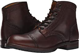 Logan Brogue Cap Toe