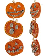 Pumpkin Earrings 32901