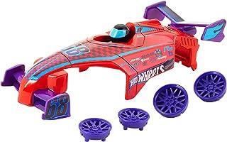Hot Wheels Indy Car Shell & Wheels