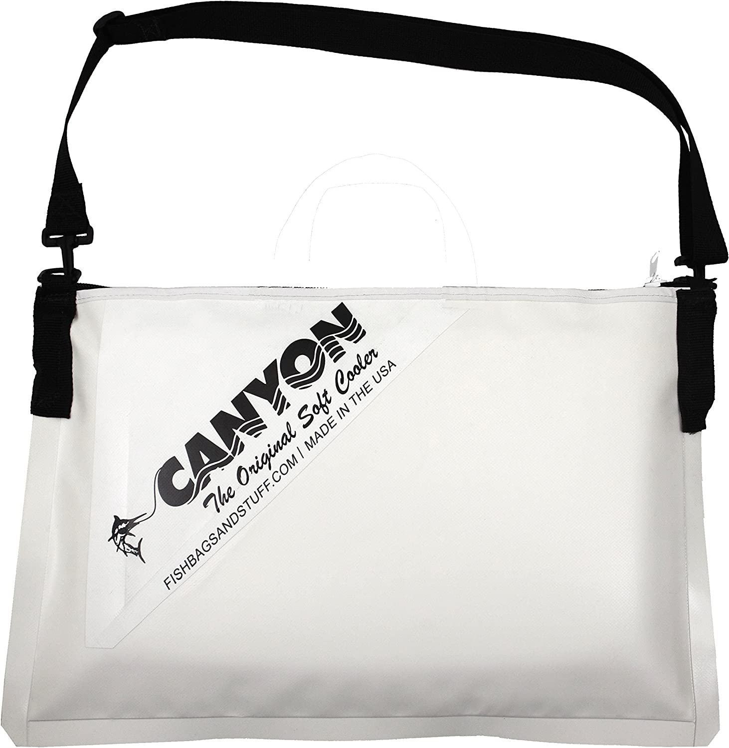 CANYON Insulated Fish Cooler Bags - All Sizes - Made in The USA