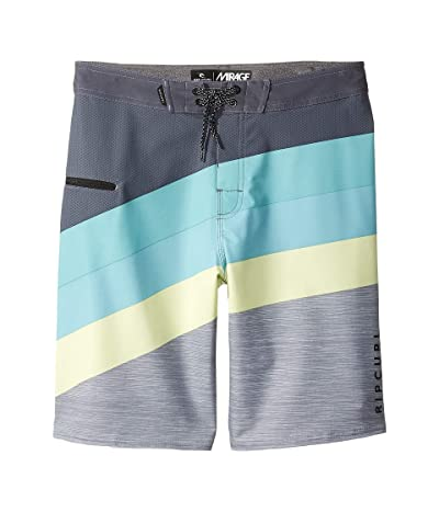 Rip Curl Kids React Boardshorts (Big Kids) (Black) Boy