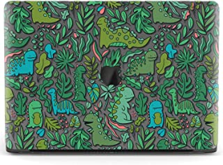 Cavka Hard Shell Case for Apple MacBook Pro 13 2019 15 2018 Air 13 2020 Retina 2015 Mac 11 Mac 12 Horse Design Plastic Cover Misty Forest Tree White Abstract Nice Laptop Animal Protective Print