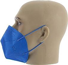 Respirador Pff2 Azul Sem Valvula Kit Com 50 Unidades