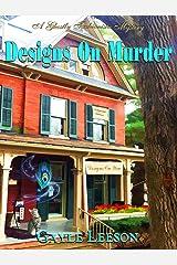 Designs On Murder: A Ghostly Fashionista Mystery (Ghostly Fashionista Mystery Series Book 1) Kindle Edition