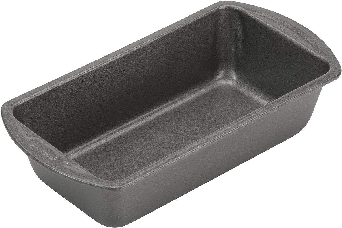 Good Cook 04025 4025 Loaf Pan 8 X 4 Inch Grey
