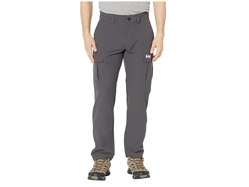 Helly Hansen QD Cargo Pants (Ebony) Men