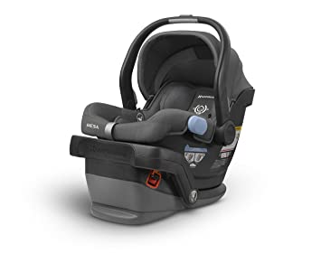 UPPAbaby MESA Infant Car Seat -Jordan (Charcoal Melange)Merino Wool Version/Naturally Fire Retardant: image