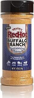 Frank s RedHot Buffalo Ranch Seasoning Blend 4 75oz (Pack of 6)