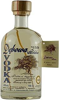 Debowa De Chene Wodka | Polnischer Wodka | 40%, 0,7 Liter