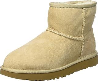 Boutique Schuhe UGG Schnürschuh ISLAY hellgrau Damen