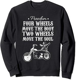 Triana Market Place Freedom biker sports wear Sweatshirt