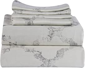 Just Linen King Size 108 x 102 inches Duvet Cover Set - 4 Pieces