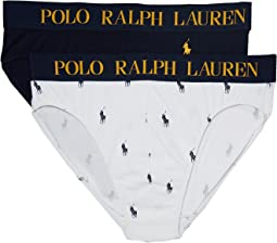 Polo Ralph Lauren - Cotton Comfort Blend 2 Briefs