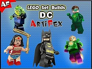Clip: Lego Set Builds DC - Artifex