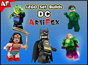 Clip: Lego Set Builds DC - Artifex