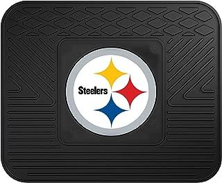 FANMATS NFL Pittsburgh Steelers Vinyl Utility Mat