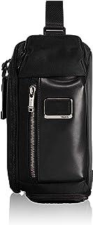 Alpha Bravo Kelley Sling Backpack – Crossbody Shoulder Bag for Men and Women – Black