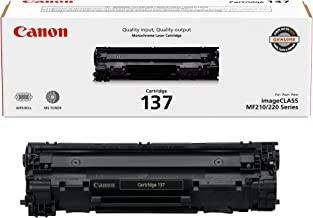 Canon Genuine Toner Cartridge 137 Black (9435B001),...