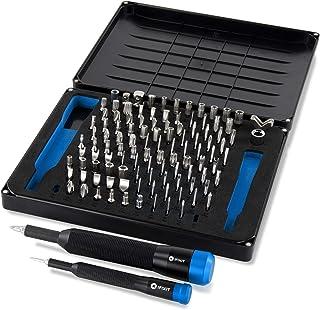 Kit De Destornilladores Manta de iFixit Kit de 112 Puntas mango destornillador de aluminio laptop macbook iPhone smartphone tablet reparación