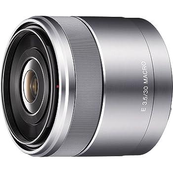 ソニー 単焦点レンズ E 30mm F3.5 Macro ソニー Eマウント用 APS-C専用 SEL30M35