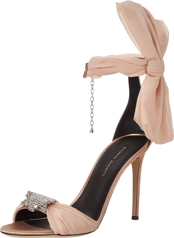 Giuseppe Department store Zanotti Women's NEW before selling ☆ Heeled Sandal E000146