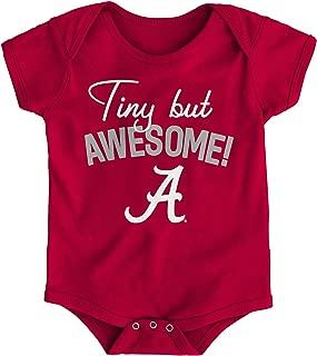 Gen 2 NCAA Unisex-Child NCAA Newborn & Infant Awesome Script Bodysuit