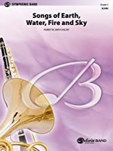 Songs of Earth, Water, Fire and Sky (Belwin Symphonic Band)