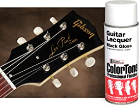ColorTone Black Aerosol Guitar Lacquer
