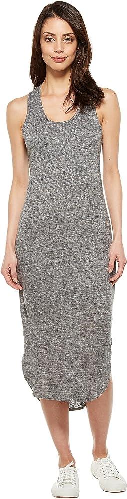 Bridgette Linen Jersey Tank Dress