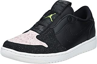 SCARPA JORDAN DONNA NIKE AT0575 006 BASKET NERO COLLO ALTO SPORT