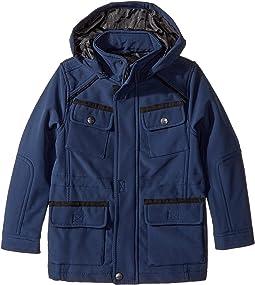 Softshell Bonded Jacket (Little Kids/Big Kids)