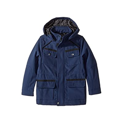 Urban Republic Kids Softshell Bonded Jacket (Little Kids/Big Kids) (Navy) Boy