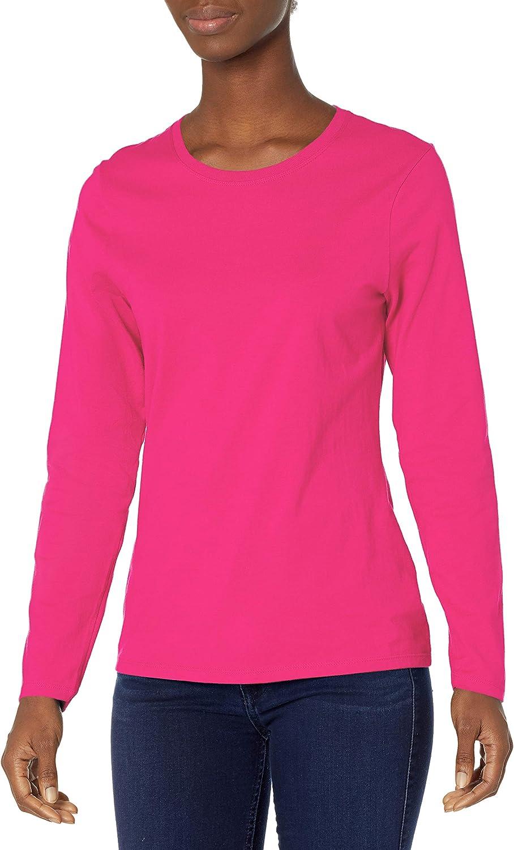 Hanes Women's Perfect-T Long Sleeve T-shirt
