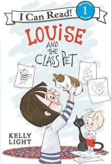 Louise and the Class Pet (I Can Read Level 1)