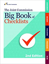 The Joint Commission Big Book of Checklists, Second Edition (Soft Cover)