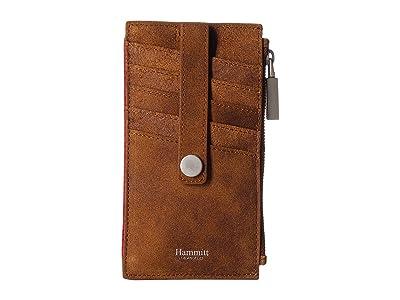 Hammitt 210 West (Marin/Brushed Silver) Handbags
