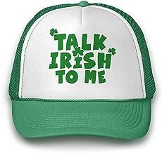 Awkward Styles St Patrick's Day Trucker Hat St Paddy's Day Mash Cap Irish Hats