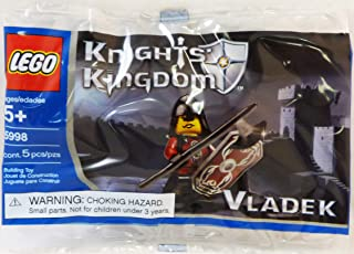 Lego Knights Kingdom Mini Figure Set #5998 Vladek