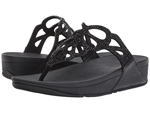 07ce70a58 FitFlop Bumble Crystal Toe Post at Zappos.com