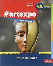 Scaricare Libri #artexpo: storia dell'arte-Linguaggio visivo-Catalogo dei capolavori. Per la Scuola media. Con Contenuto digitale per accesso on line PDF